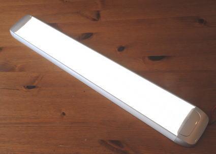 ハイエースのLED車内灯 シーリングライト