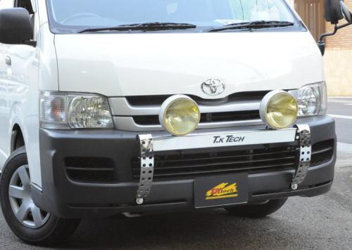 200系ハイエースワイド車用ランプステー