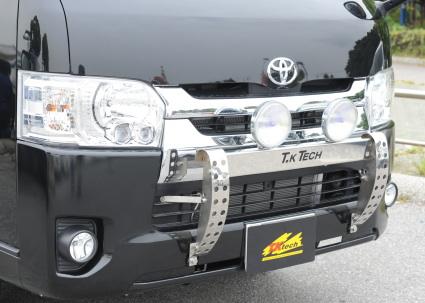 200系ハイエース4型用ランプステー