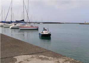 トレーラーボート