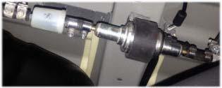 ベバストFFヒーター燃料ポンプ