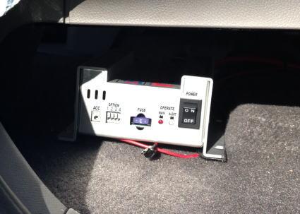 サブバッテリーの走行充電