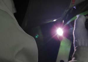 ランドクルーザー(ランクル)150プラド用ランプステー製作中