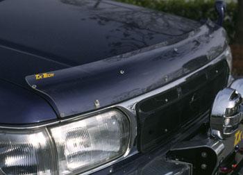 R50テラノ用フロントプロテクター(バグガード)