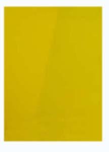 マッドフラップシート 黄色