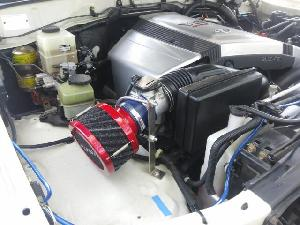 ランドクルーザー100ガソリン(2UZ)用エアクリーナー