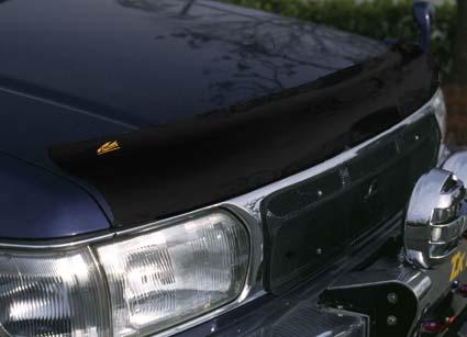 【R50テラノ用パーツ】R50テラノ用バグガード「フロントプロテクター」スモーク