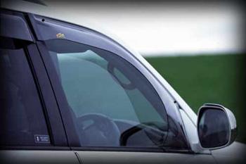 大型サイドバイザー「ウィンドプロテクター」適合車種はY61サファリ・ランクル100・ランクル80・73ビックホーン・R50テラノ
